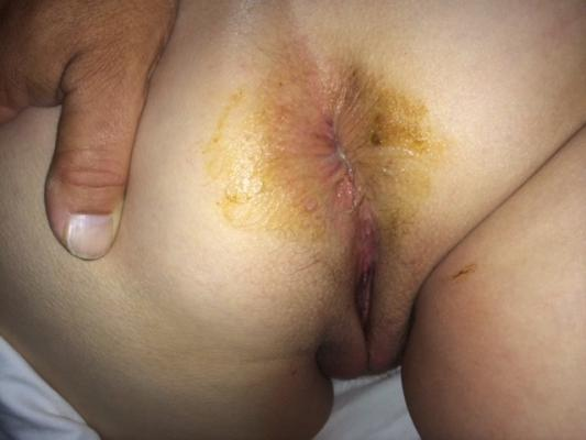 Her playing pussy wife